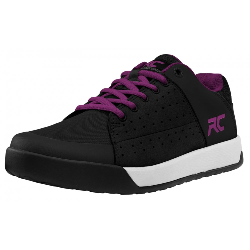 Ride Concepts Livewire Women US9 / Eur40 Black/Purple