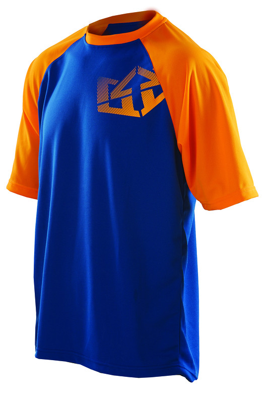 Royal DART jersey - blue orange
