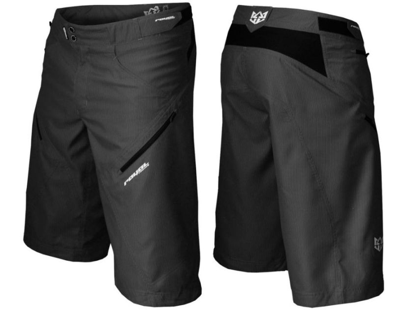 Royal Matrix shorts Phantom Black/pewter - kraťasy vel. L