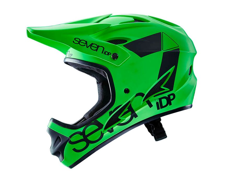 7idp - SEVEN (by Royal) helmet M1 lime