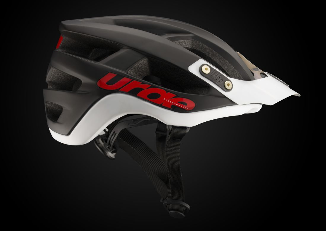URGE SeriAll helmet Black White