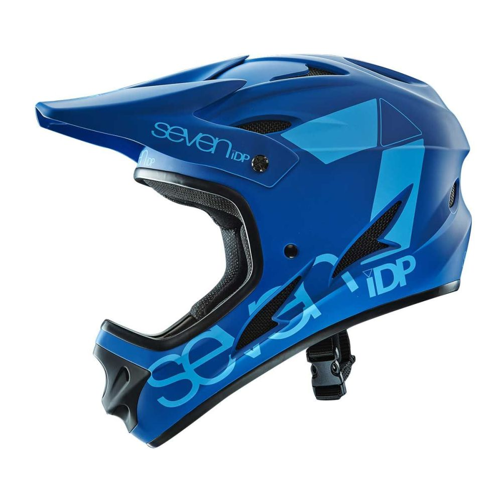 7idp - SEVEN (by Royal) helmet M1 blue matt