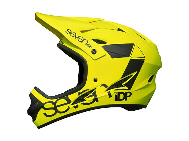7idp - SEVEN (by Royal) helmet M1 yellow