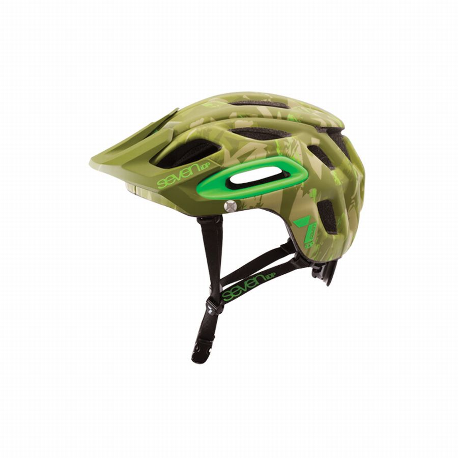 7idp - SEVEN (by Royal) helmet M2 Camo Green