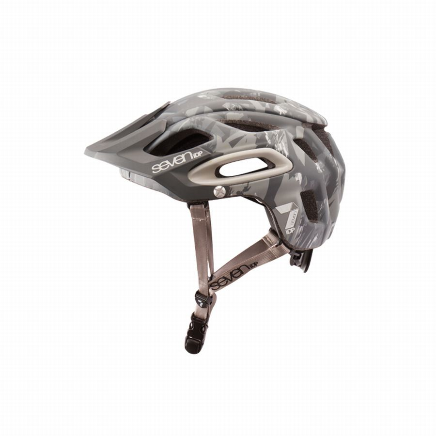 7idp - SEVEN (by Royal) helmet M2 Camo Grey