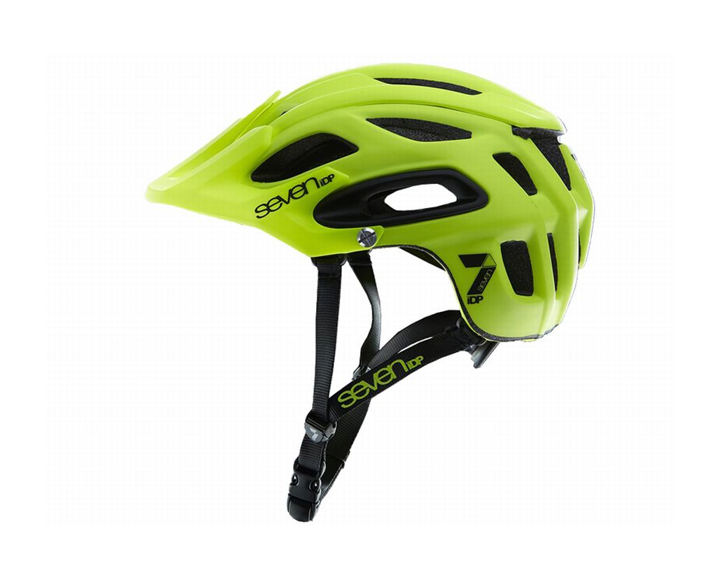 7idp - SEVEN (by Royal) helmet M2 Neon Yellow