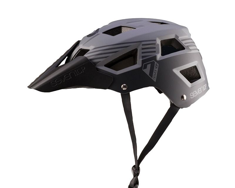 7idp - SEVEN (by Royal) helmet M5 black / graphite (05)