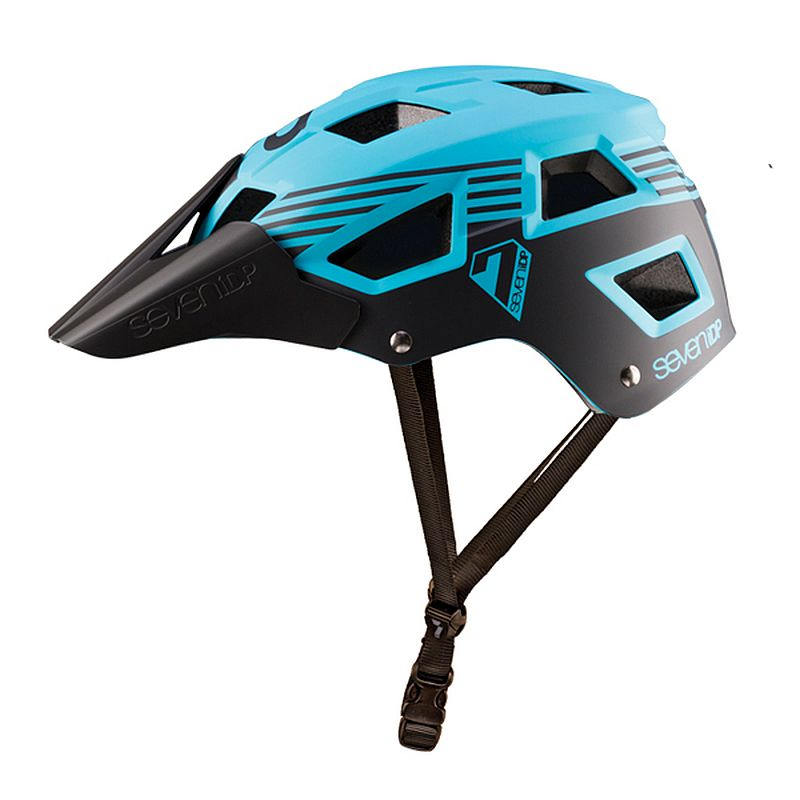 7idp - SEVEN (by Royal) helmet M5 Teal / black (68)