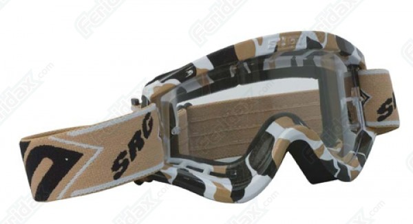 Shot Contest goggles adult SAFARI
