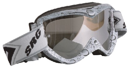 Shot Race goggles BUBBLE (aqua)