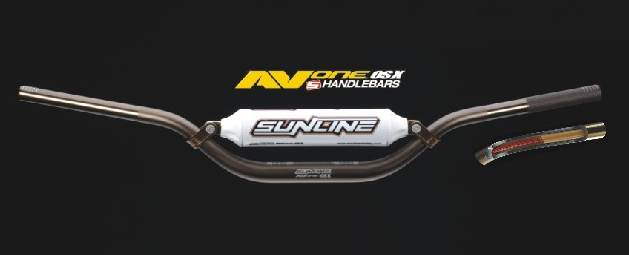 Sunline AV One OSX bars (7220 CR/CRF Hi)