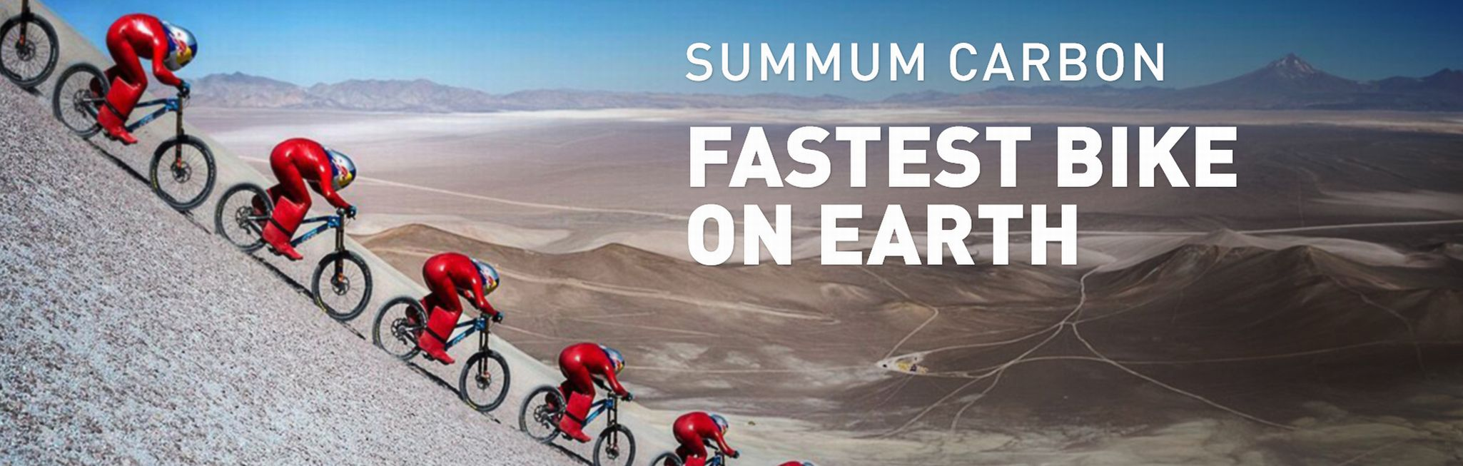 Summum Carbon Fastest bike on planet