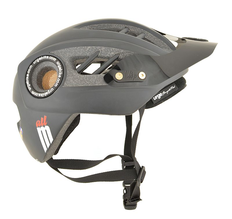 URGE All Mountain helmet - Black Mat