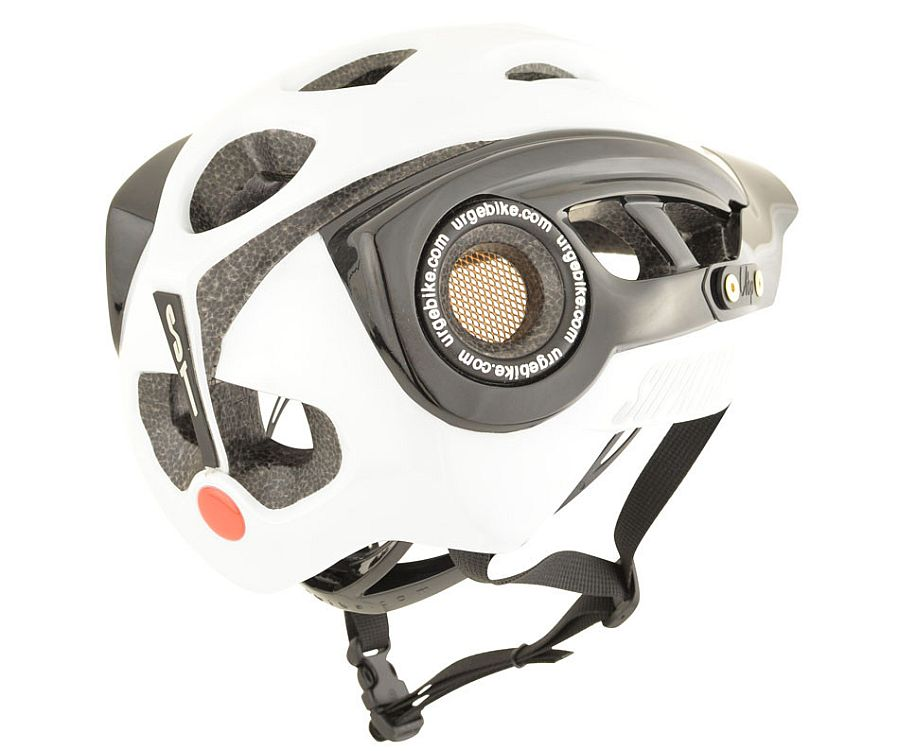 URGE SupaTrail helmet - White/Black