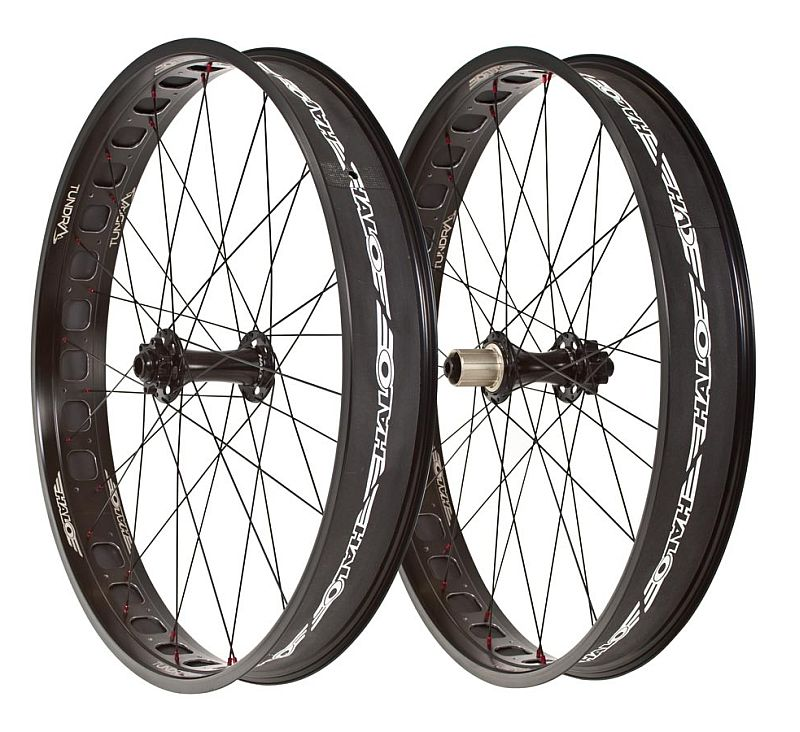 "Halo Tundra Fatbike 26"" Wheel rear 190/197 mm"